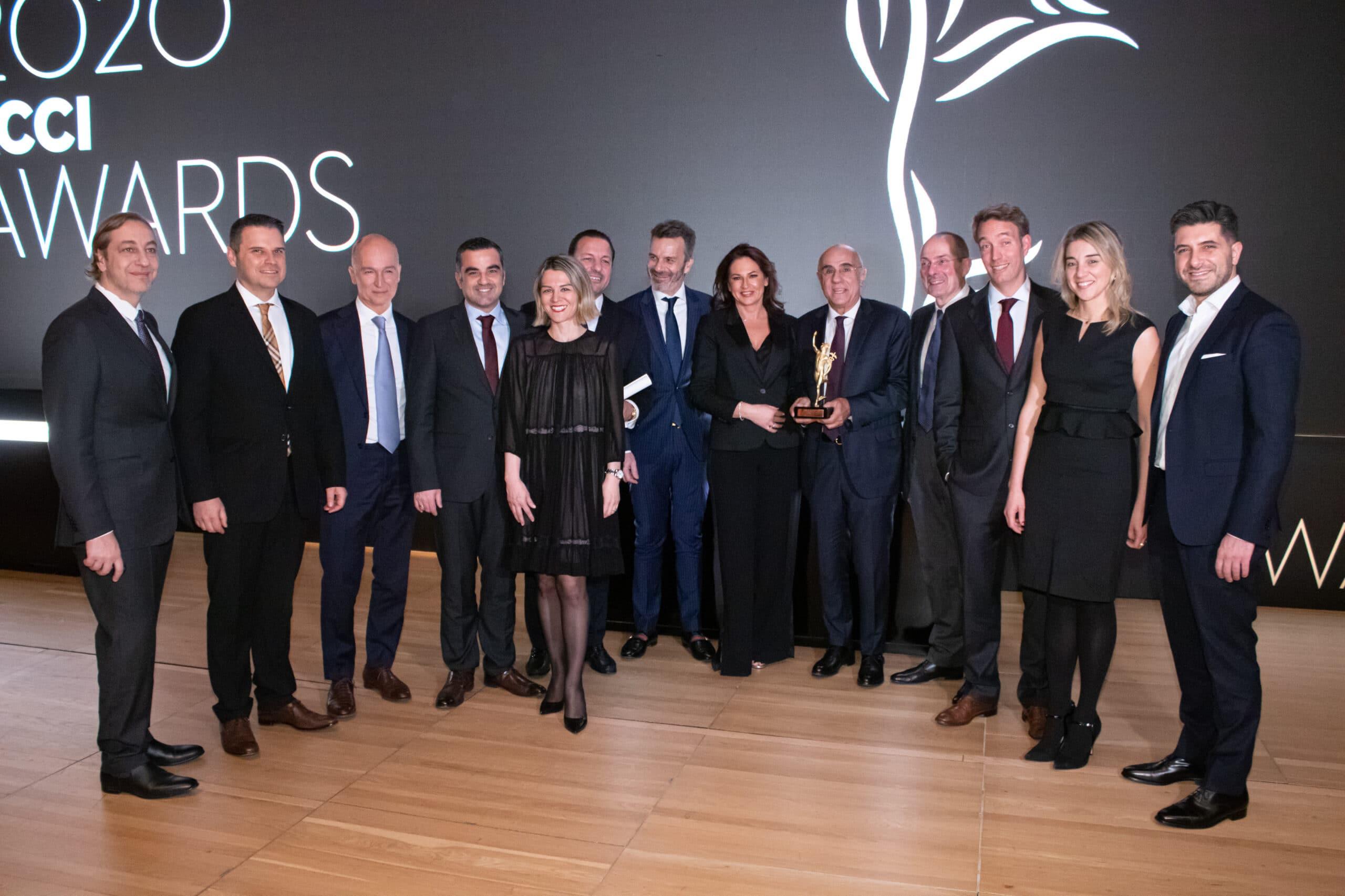 Βραβείο Καινοτομίας και Τεχνολογικής Ανάπτυξης για την Institute of Life 2020 Μεταφοράς Μητρικής Ατράκτου