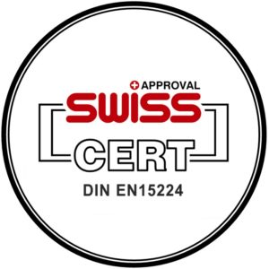 swiss CERT APPROVAL INSTITUTE OF LIFE