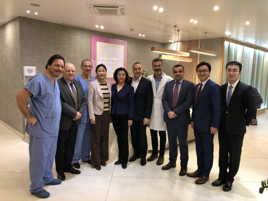 Νέα στρατηγική συνεργασία της Institute of Life με τη Jadecare International της Κίνας