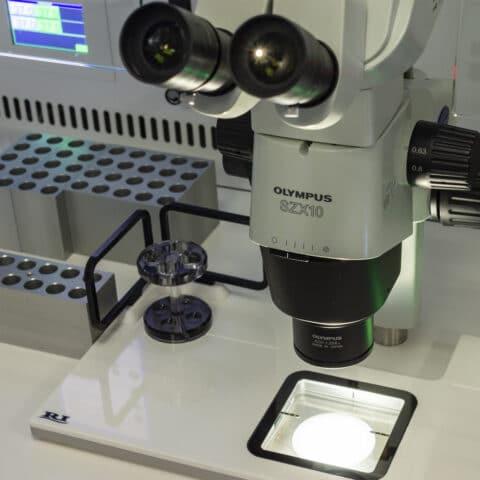 OLYMPUS Iolife μηχάνημα μικρογονιμοποίησης