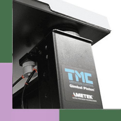 υδραυλικών αντικραδασμικών τραπεζιών TMC